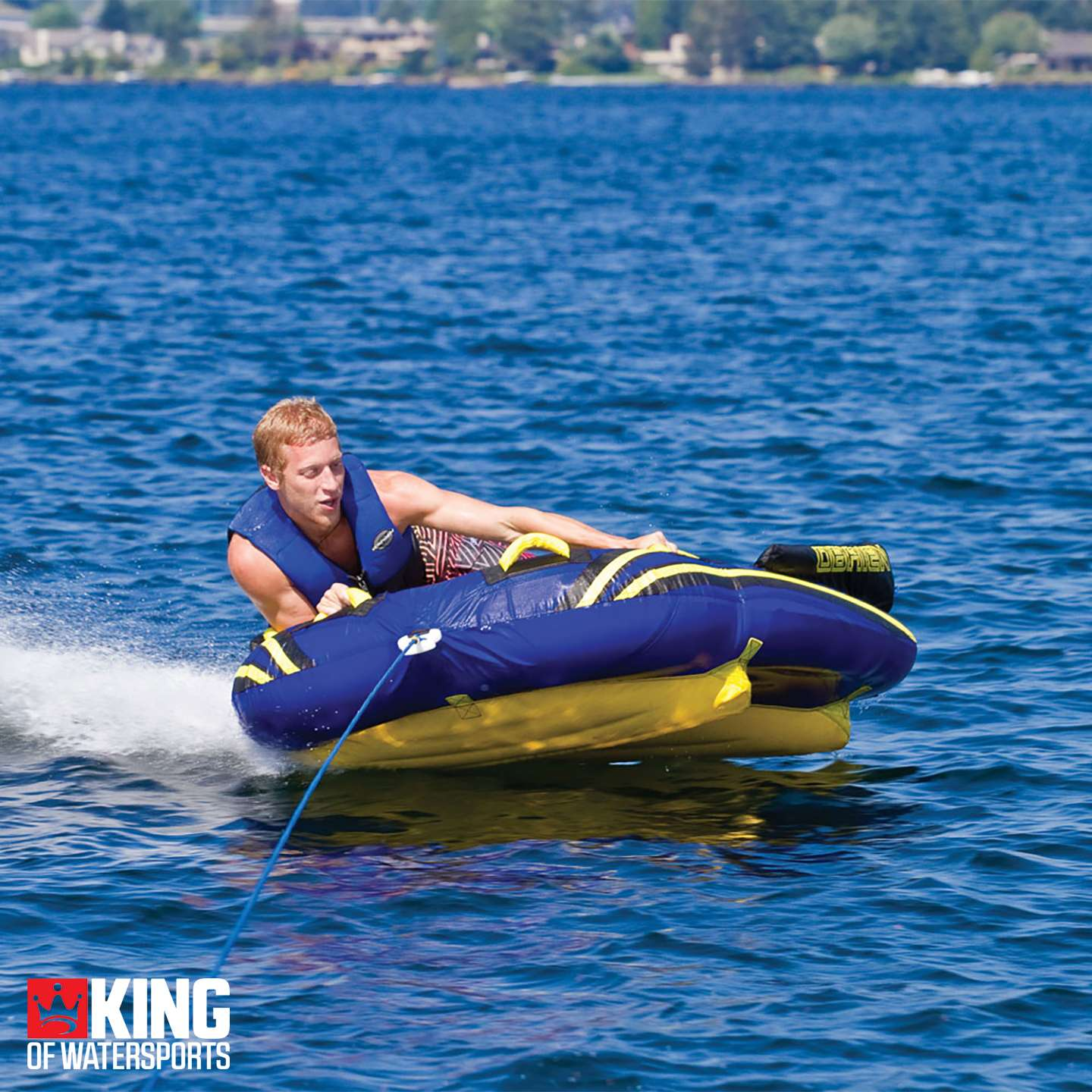 O'Brien Flipside 1 Inflatable Tube | King of Watersports