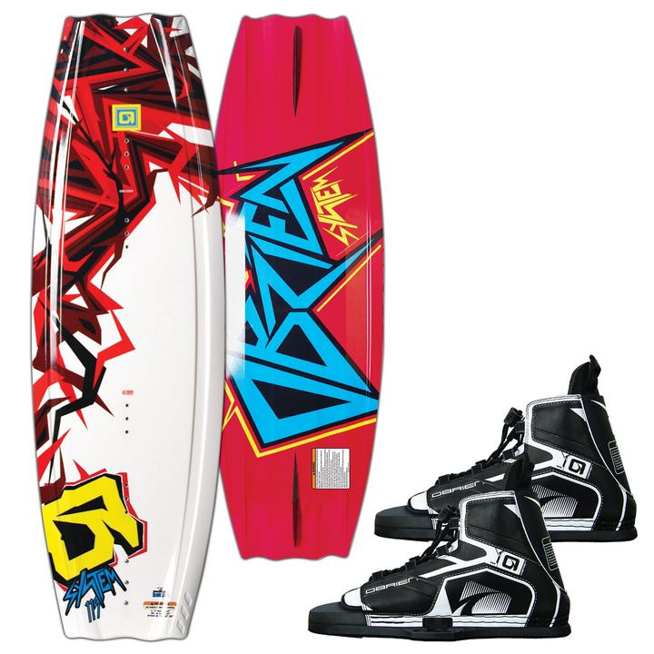 O'Brien Kids System Wakeboard 2016 Package