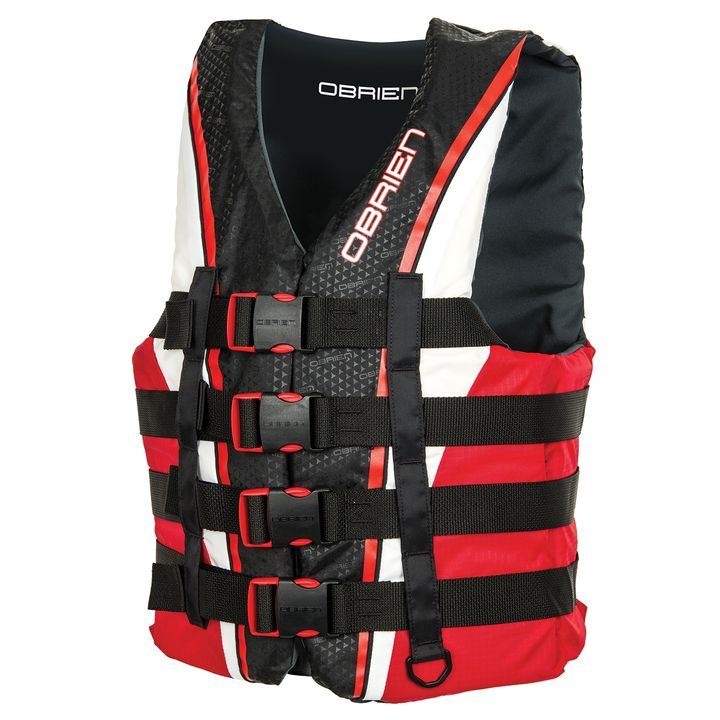O'Brien 4 Belt Pro Wake Vest 2014