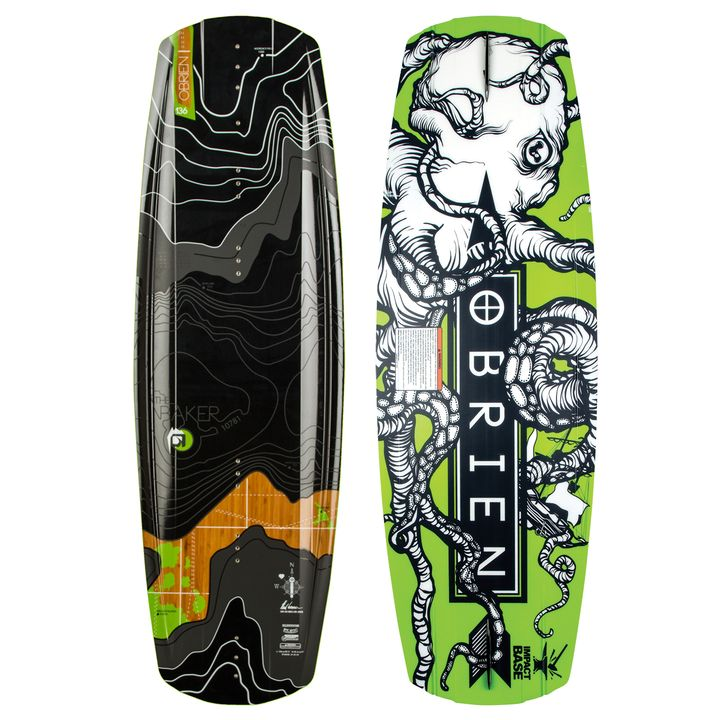 O'Brien Baker Wakeboard 2014