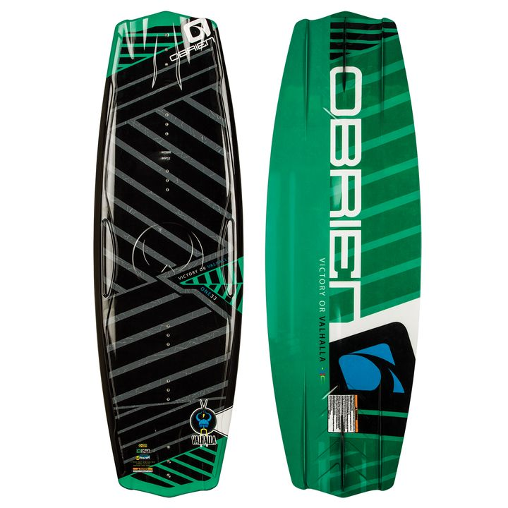 O'Brien Valhalla Impact Base Wakeboard 2014