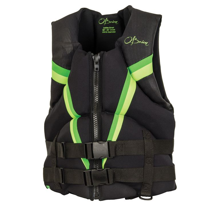 O'Brien Womens Spark Flex Wake Vest 2014