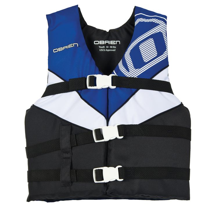 O'Brien Youth Nylon Wake Vest 2014