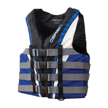 O'Brien 4 Buckle Pro Nylon Wake Vest 2015
