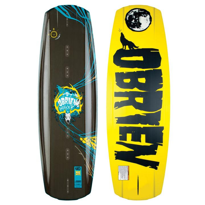 O'Brien Baker Wakeboard 2015
