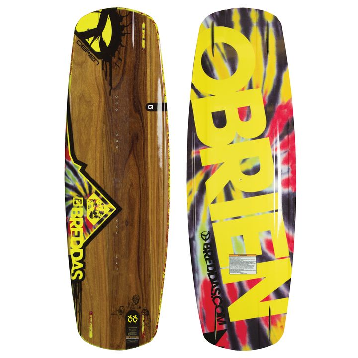 O'Brien Breddas Wakeboard 2015