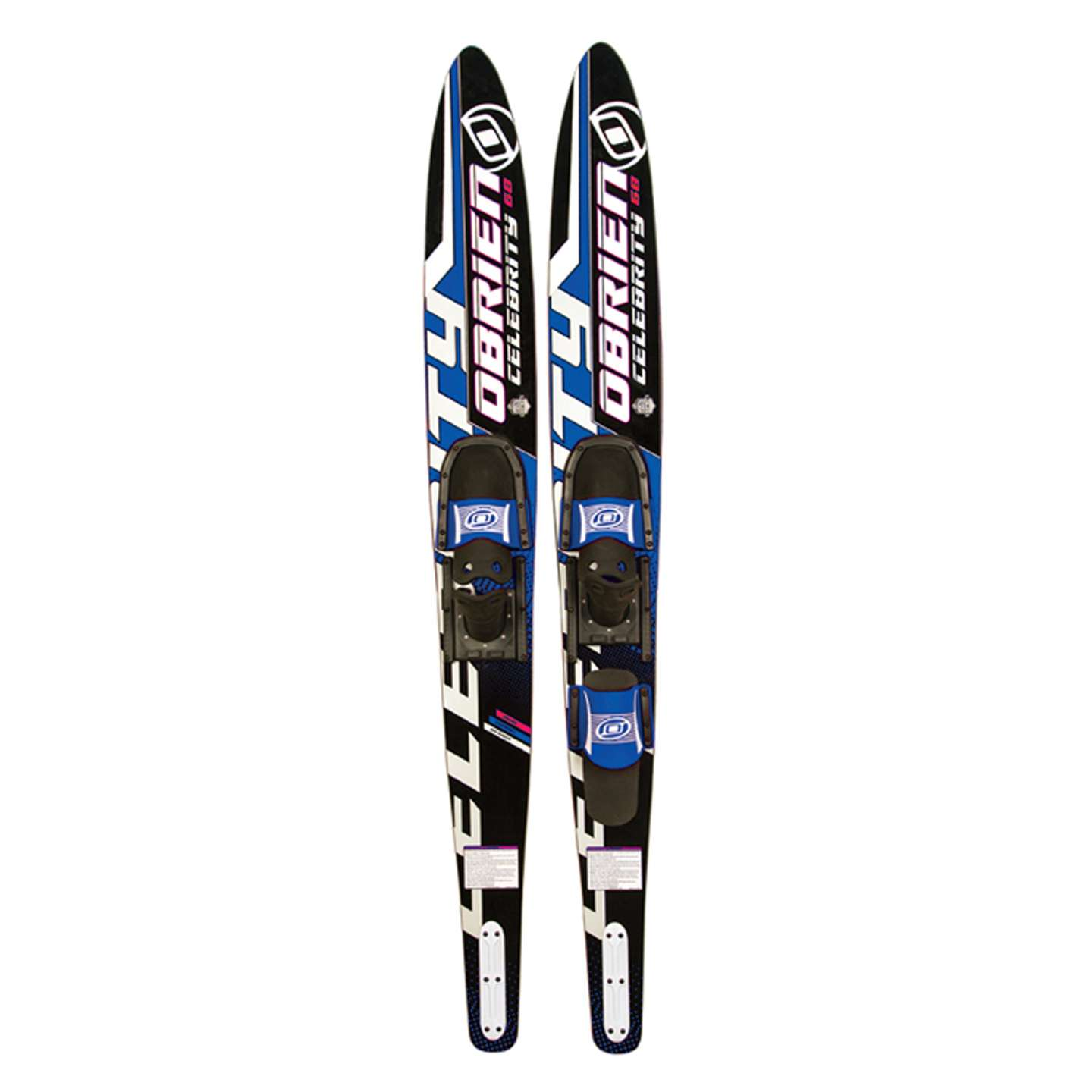 O'Brien Celebrity Combo Water Skis with x-7 Bindings ...