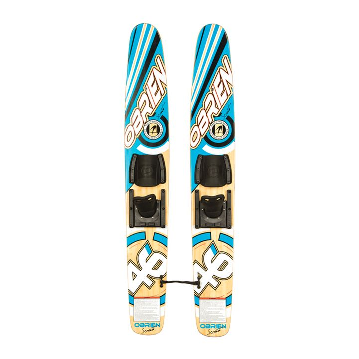 O'Brien Scout 46 Trainer Water Skis 2015