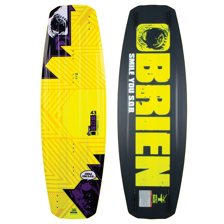 O'Brien S.O.B. Wakeboard 2015