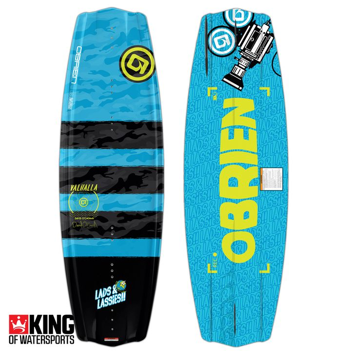 O'Brien Valhalla DOC Edition 2019 Wakeboard