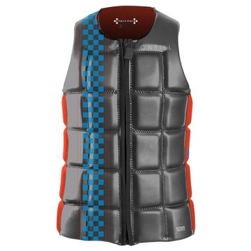 O'Neill Checkmate Comp Wake Impact Vest 2016