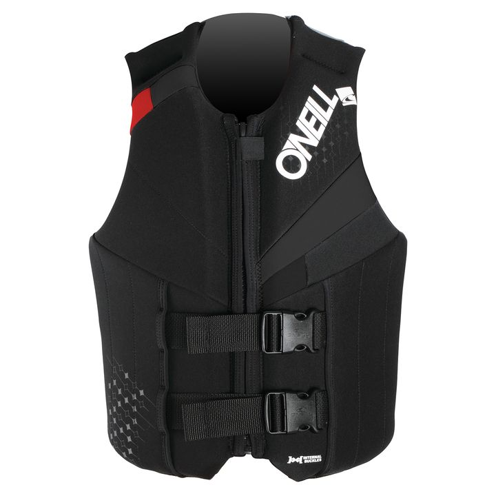 O'Neill Youth Reactor Impact Vest