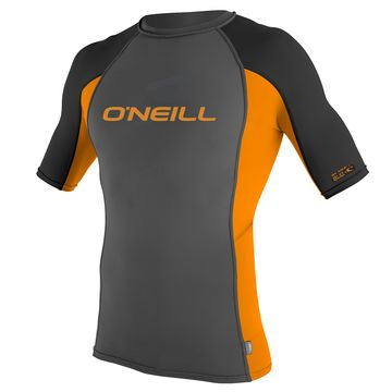 O'Neill Youth Skins S/S Rash Crew