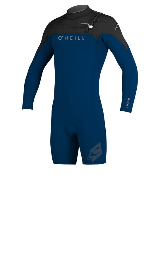 O'Neill Hyperfreak 2mm L/S Spring Wetsuit 2015