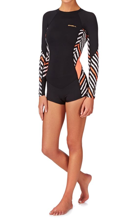 O'Neill Womens Skins LS Surf Suit 2015
