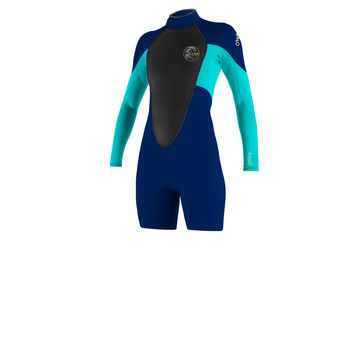 O'Neill Womens Bahia GBS 2mm LS Spring Wetsuit 2015