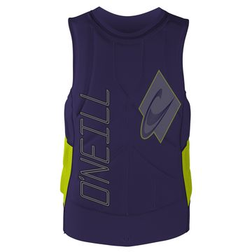 O'Neill Youth Gooru Tech Comp Wake Impact Vest 2015
