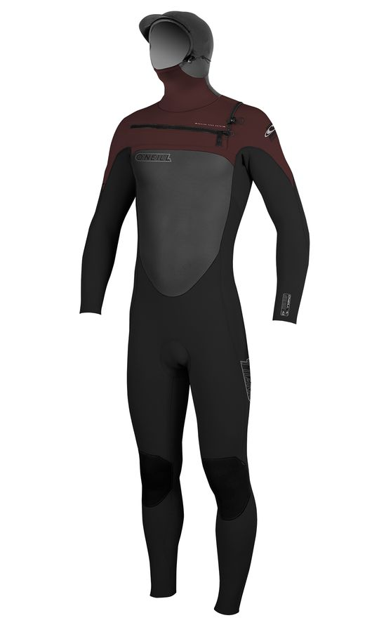 O'Neill Superfreak 6/4 Hooded Wetsuit 2016