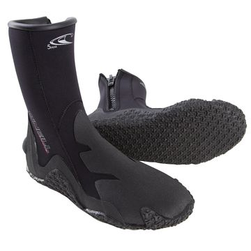 O'Neill 5mm Wetsuit Boot with Zipper
