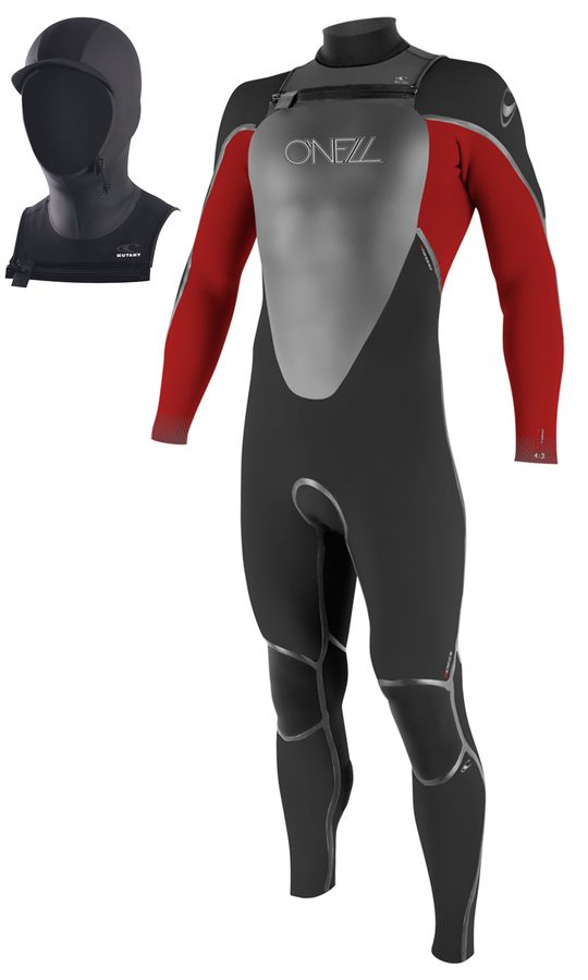 O'Neill Mutant 4/3 Wetsuit 2015