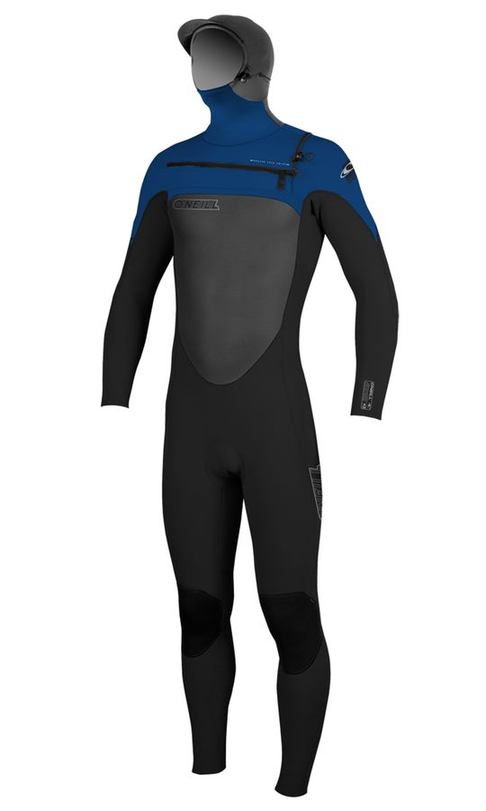 O'Neill Superfreak 5/4 Hooded Wetsuit 2015