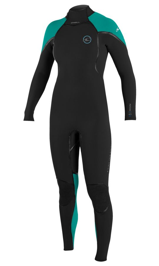 O'Neill Womens Psycho 1 4/3 Wetsuit 2015