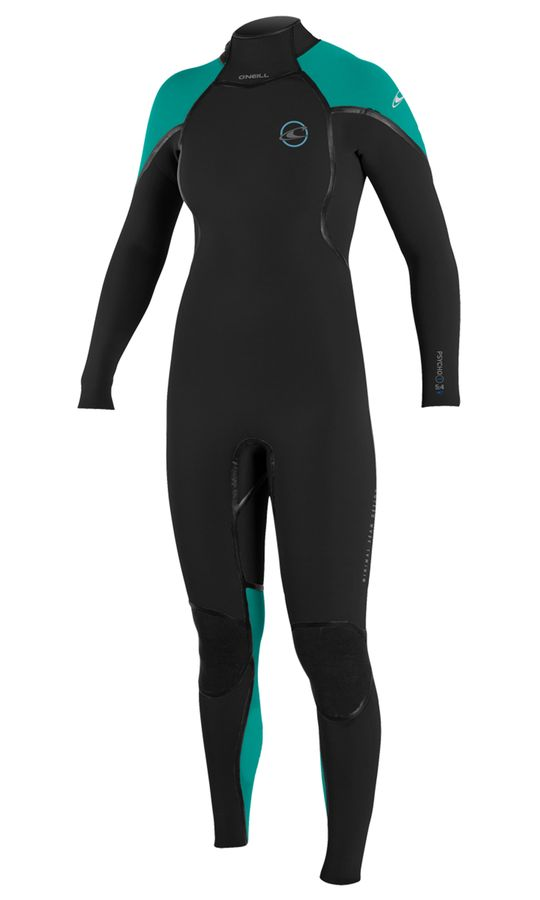 O'Neill Womens Psycho 1 5/4 Wetsuit 2015