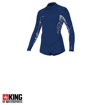 O'Neill Womens Bahia 2/1 L/S Spring Wetsuit 2018