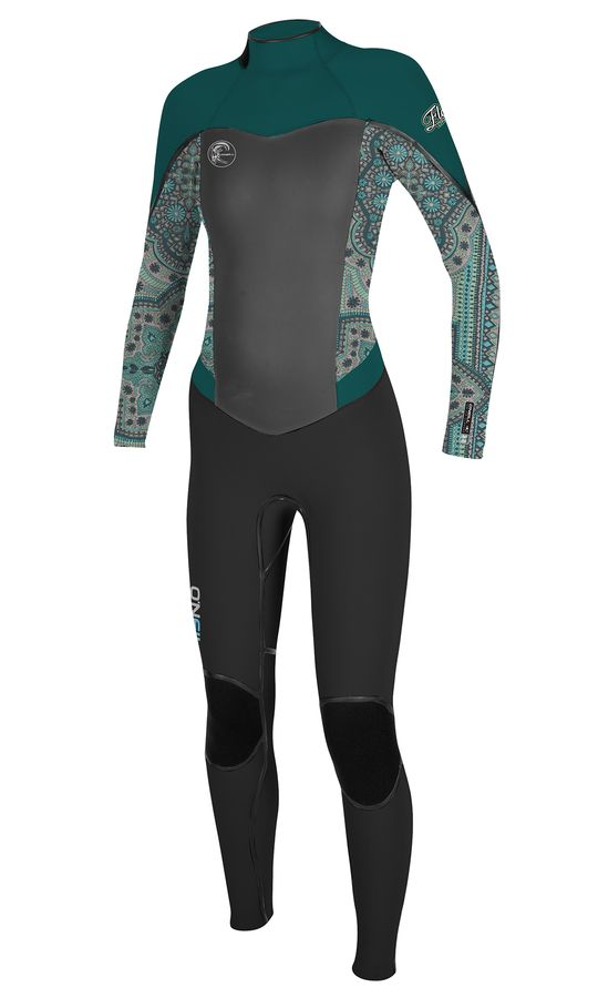 O'Neill Womens Flair 5/4 Wetsuit 2017