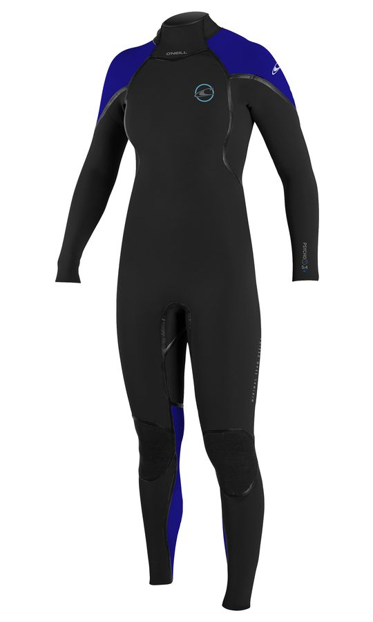 O'Neill Womens Psycho One 5/4 Wetsuit 2016