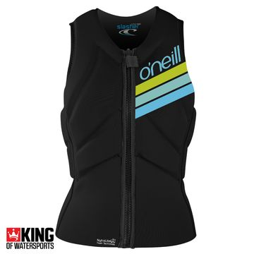 O'Neill Womens Slasher Comp Kite Impact Vest 2018