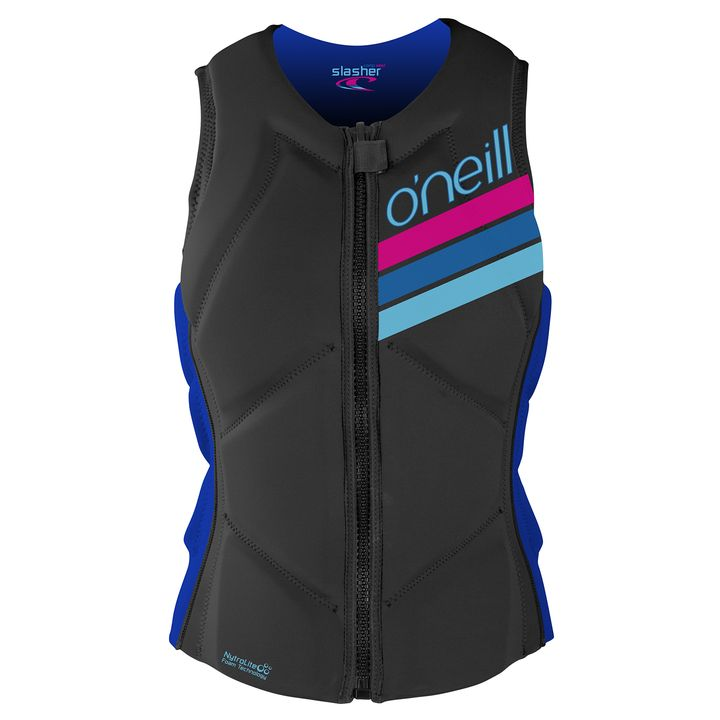 O'Neill Womens Slasher Comp Wake Impact Vest 2017