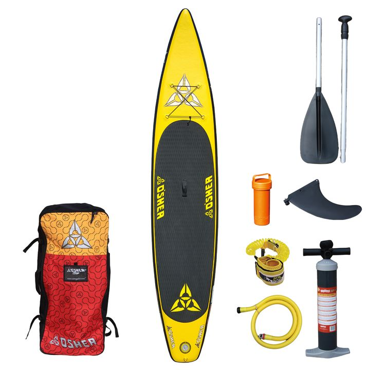 O'Shea ISUP 12'6 x 30 GTR Inflatable SUP Board 2016