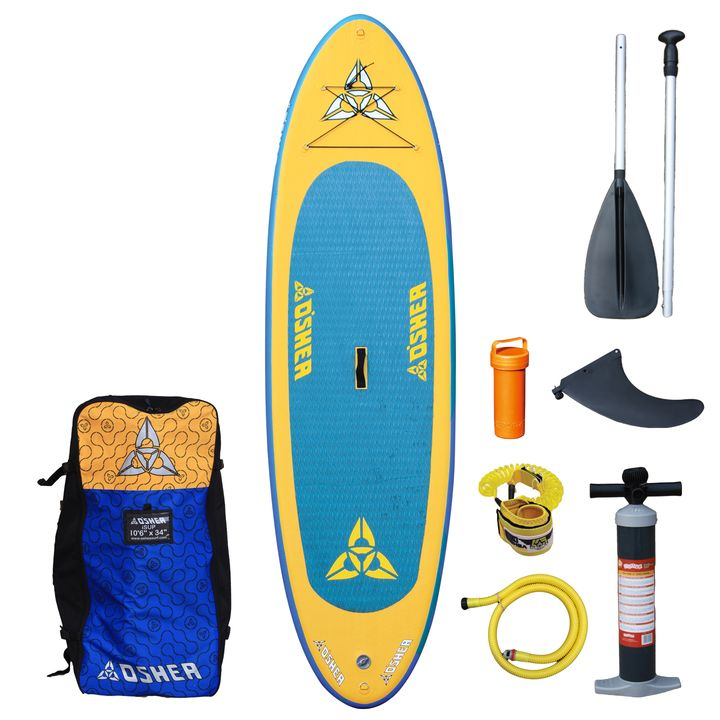 O'Shea 10'6 Inflatable SUP Board HD 2017