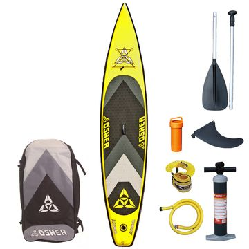 O'Shea 12'6 GTR Inflatable SUP Board HP 2017