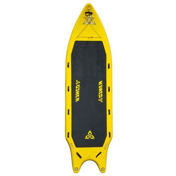 O'Shea 18'0 Super Jumbo Inflatable SUP Board HD 2017