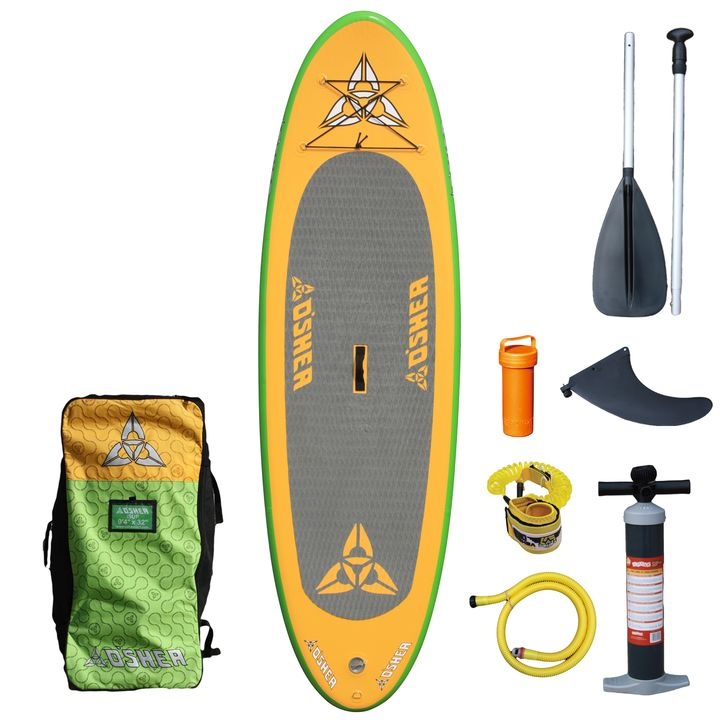 O'Shea 9'4 Inflatable SUP Board HD 2017