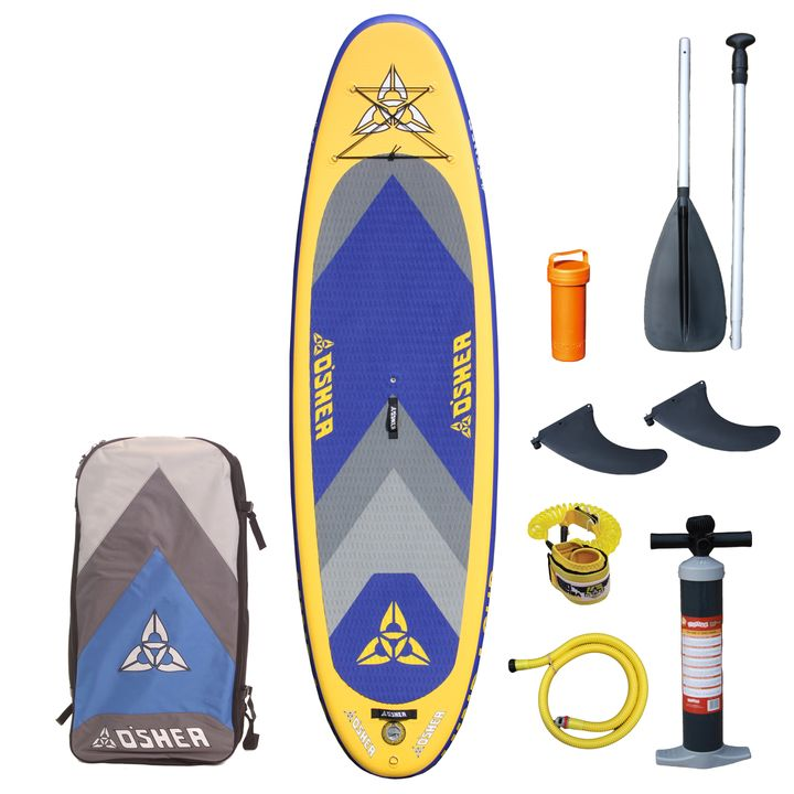 O'Shea 11'0 Wind Inflatable SUP Board HD 2017