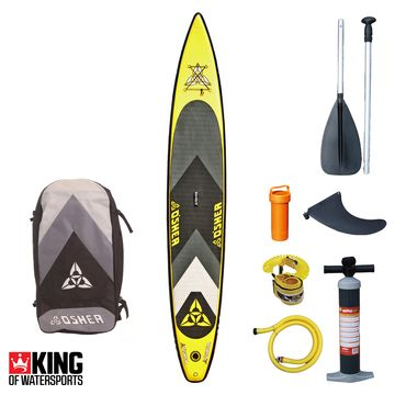 O'Shea 12'6 x GTI Inflatable SUP Board HP 2018