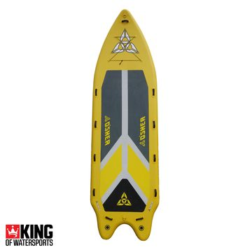 O'Shea 16'0 Jumbo Inflatable SUP Board HD
