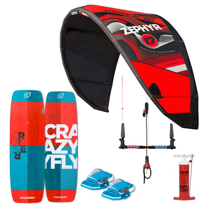 Ozone Zephyr & Cruiser 2016 Package