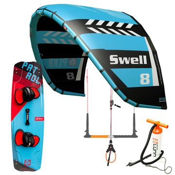 Peter Lynn Swell V4 Kite Package