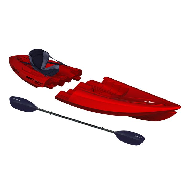 Point 65 Tequila Solo Kayak with FREE paddle