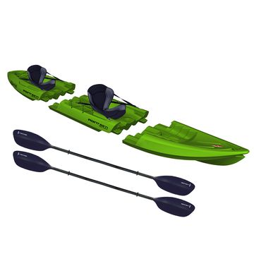 Point 65 Tequila Tandem Kayak with FREE paddle