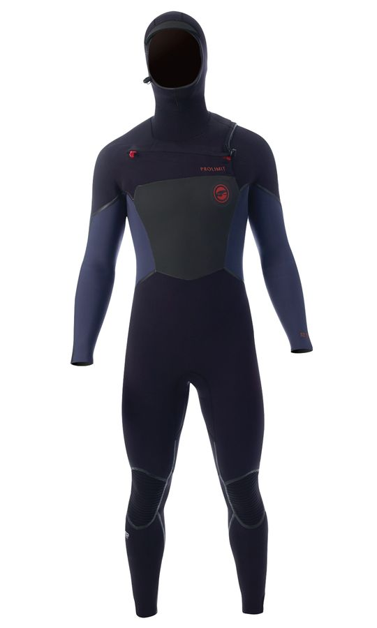 Prolimit Evo Freezip X 6/4 Hooded Wetsuit 2016
