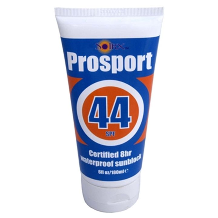 Prosport SPF 44 8 Hour Waterproof Sunscreen