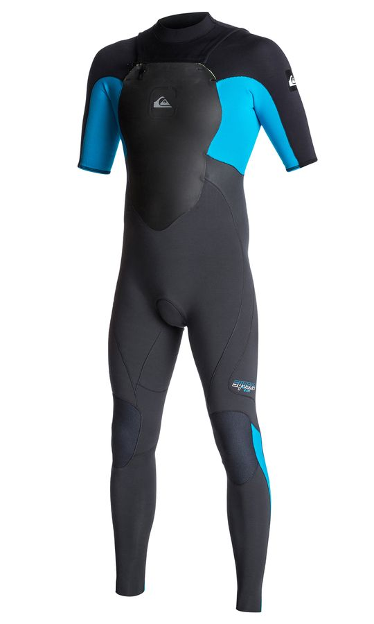 Quiksilver Syncro 2/2 SS Chest Zip Wetsuit 2014