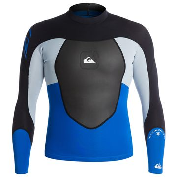 Quiksilver Syncro 1.5mm LS Wetsuit Jacket 2014