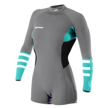 Ride Engine Almar 2/2 BZ LS Shorty Wetsuit