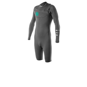 Ride Engine Apoc 2/2 FZ LS Shorty Wetsuit
